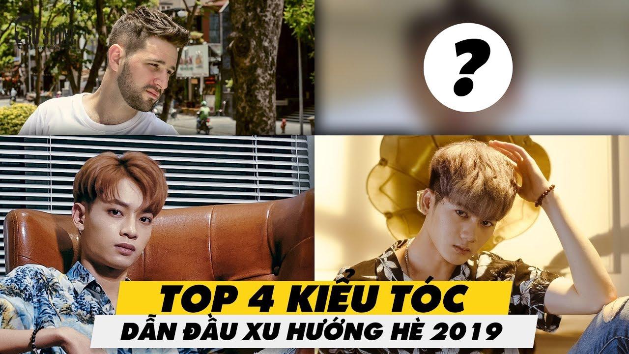Top 4 Kiểu Tóc Dẫn Đầu Xu Hướng Hè 2019 – 30Shine TV Trendy
