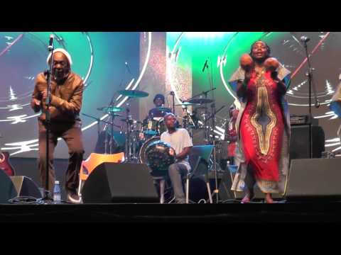 Thomas Mapfumo @ Mapungubwe Jazz & Heritage Festival South Africa 2015