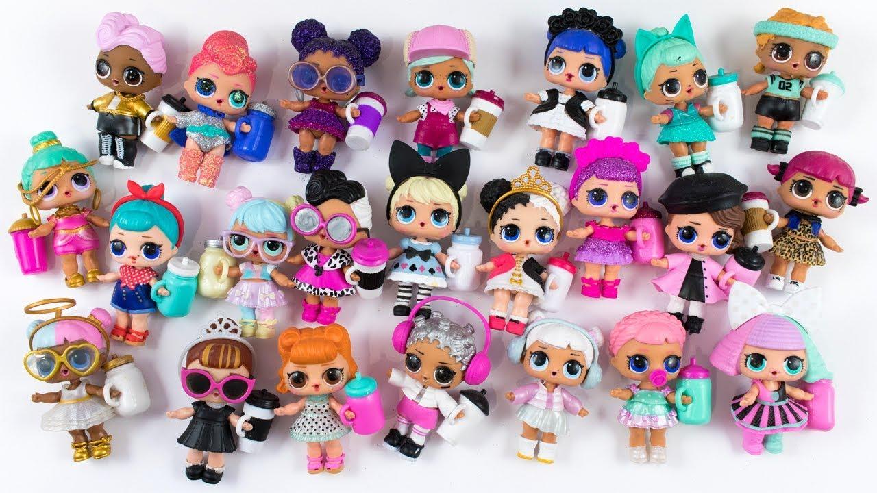 lol nomi bambole