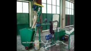 Machine à granulés | Fabrication de granulés de bois