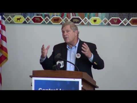 Loyalty : Tom Vilsack on Hillary Clinton