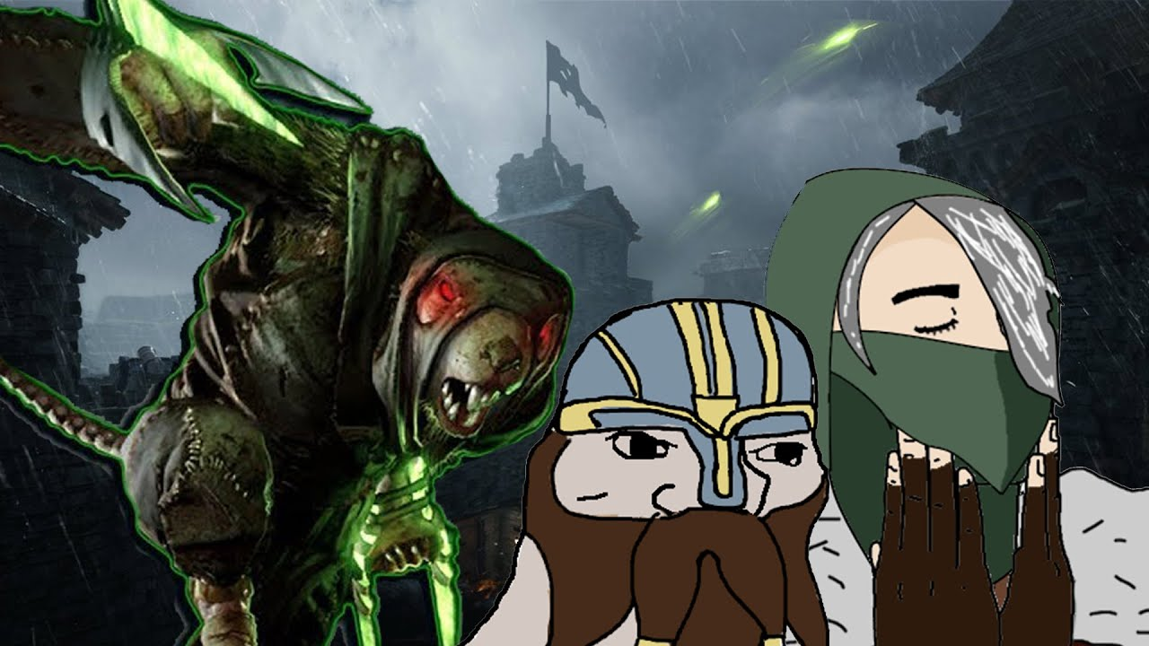 Typical Vermintide 2 moment