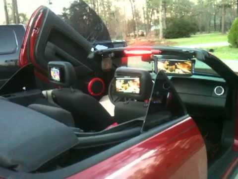 How To Install Lambo Doors On Mustang Como Poner P Doovi