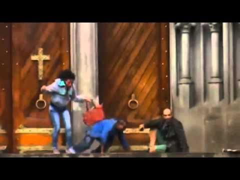 Tiroteio e morte na Praça da Sé em SP