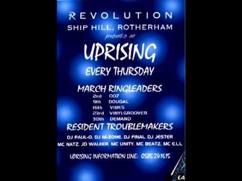 Dj Demand Uprising 30 03 95