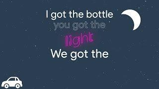 LSD - Audio ft. Sia, Diplo, Labrinth - Lyric Video (Kinetic Typography)