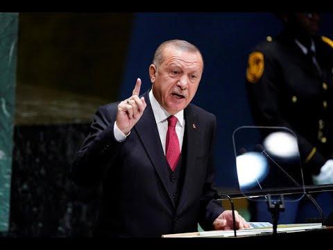 إردوغان يحذر المسلحين الأكراد ويتوعدهم -بسحق رؤوسهم- في حال لم ينسحبوا من مواقعهم  - نشر قبل 2 ساعة