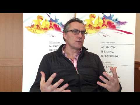 Interview with John Jansen, new President of the European Outdoor Group