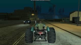 ''Jadę swym traktorem''  (GTA San Andreas VERSION)
