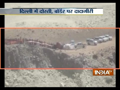 Aaj Ki Baat - Chinese Army Makes Fresh Incursion Into Ladakh | | Sep 18, 2014 - India TV