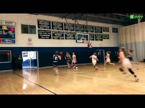 Cheshire Academy girls basketball vs. Greens Farms Academy