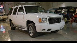 Quick Story: Cadillac Escalade 20 Years on the Road