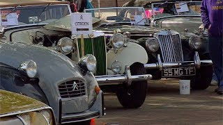 Vintage Car Show, Craft Sale, and Garage Sales in Osseo