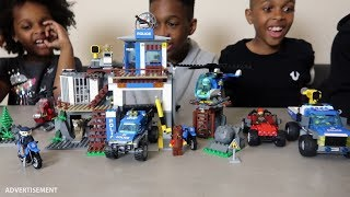 OUR LEGO STORY!