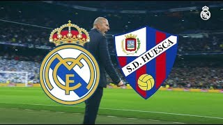 Real Madrid vs Huesca | 3 - 2