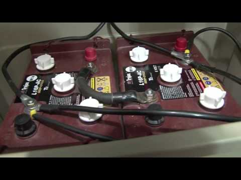 Off grid solar design 12Volt system