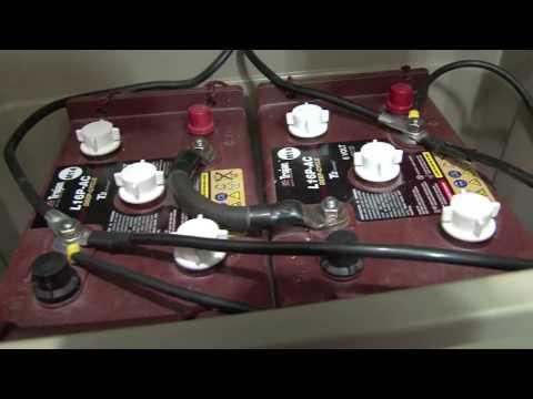 Off grid solar design 12Volt system