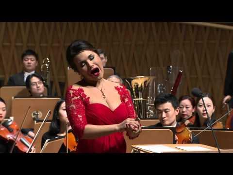 """Verdi: Rigoletto, """"Caro Nome"""" - Olga Peretyatko"""