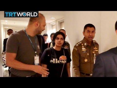 Saudi Asylum Seeker: Australia to work with UN on Qunun's case