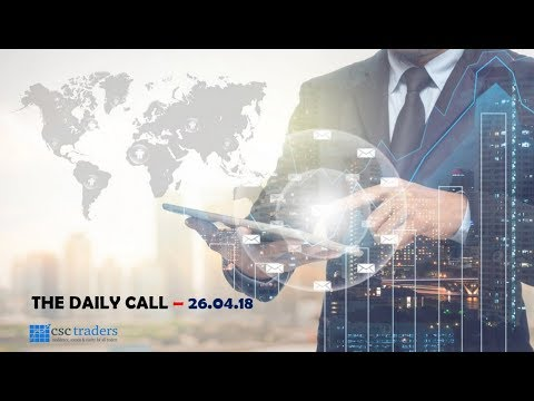 The Daily Call with Cristian Moreno Apr 26, 2018
