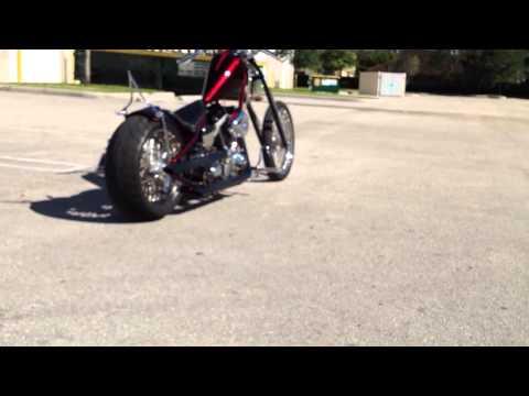 Billy lane choppers inc bike