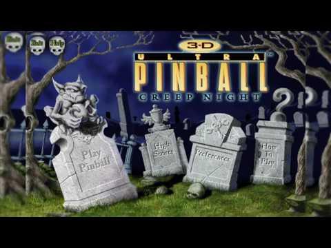 3D Ultra Pinball: Creep Night - Soundtrack