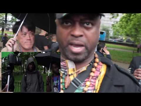 BACK TO AFRICA? | MONEY IS FREEDOM? NATION BUILDING | SPEAKERS CORNER