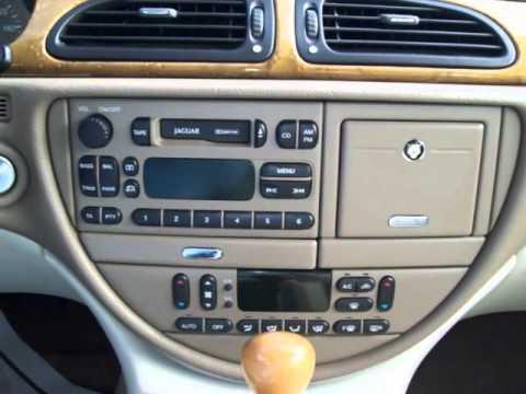 2001 JAGUAR S TYPE 4dr Sdn V6
