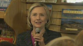 Hillary: I'm Not Running for Obama's Third Term