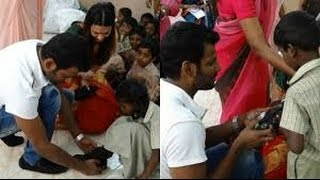 Vishal Helps Poor Students for Higher Studies!...