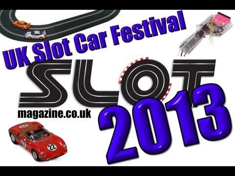 UK Slot Car Festival 2013 – Slot Magazine Video Review, Gaydon Heritage Motor Centre