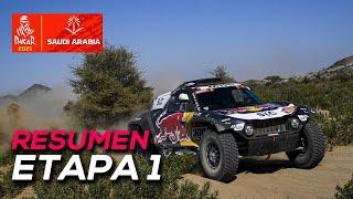 Sainz empieza el Dakar por todo lo alto | Resumen Etapa 1 Dakar 2021 | SoyMotor.com