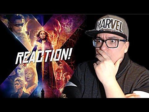 X-Men: Dark Phoenix - Official Trailer REACTION!