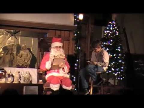 All I want for Christmas (funny church skit) - YouTube