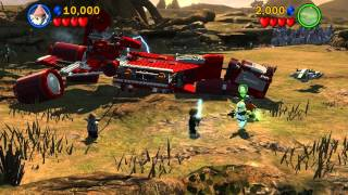 PC Longplay [306] Lego Star Wars 3 The Clone Wars (part 2 of 4)