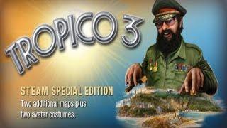 TROPICO 3 - Gameplay en Español