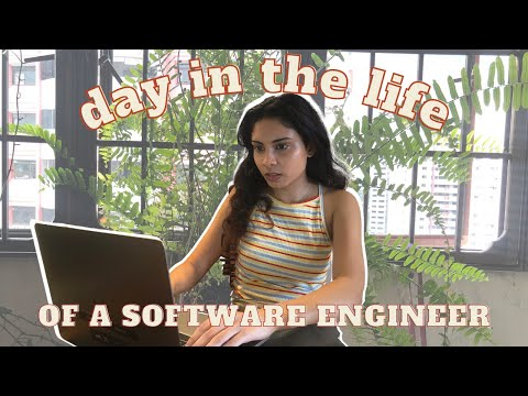 a day in the life of a software engineer in singapore   work from home