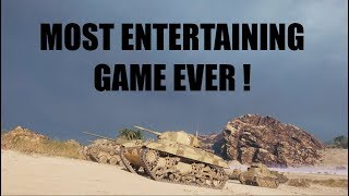 WOT - Most Entertaining Game Ever Played   World of Tanks