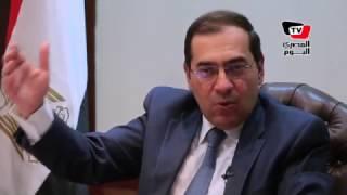 وزير البترول: عايزين نبقى مركز اقليمي للطاقة
