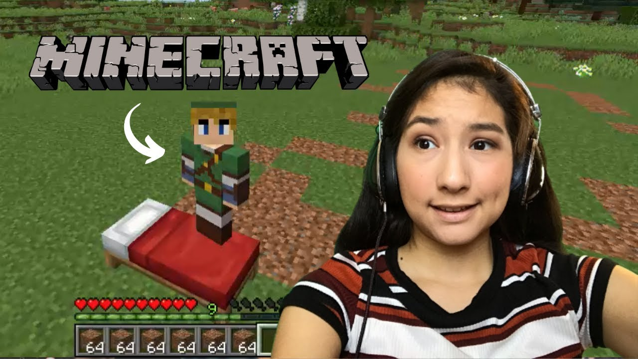 LittyPants Trys Minecraft? ep.1