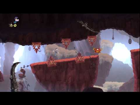 Rayman: Origins, The Jaw! Trophy Guide: Tricky Temple Too Skull Tooth