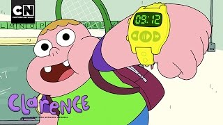 Time Freeze I Clarence I Cartoon Network