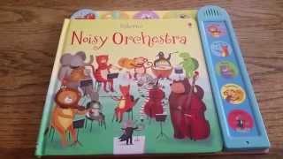 Noisy Orchestra - Usborne Books & More