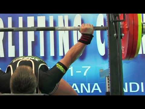 This is powerlifting!