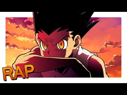 Rap do Gon - Hunter x Hunter   Raplay #18