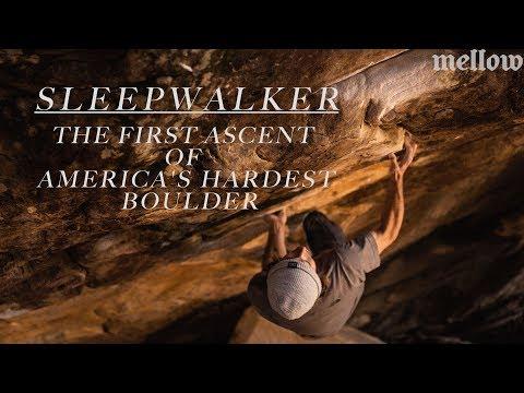Sleepwalker - 8C+ First Ascent by Jimmy Webb