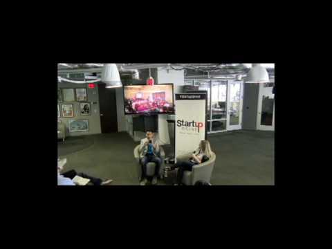 Startup Grind Tony Aguilar Student Loan Genius at Capital Factory