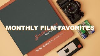 Film Photography Favorites & Pickups - August