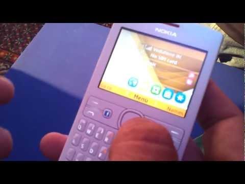 Nokia Asha 205 - Hands On