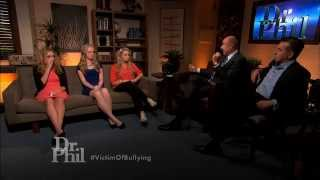 Dr. Phil Gives Teens Advice for Dealing with Bullies
